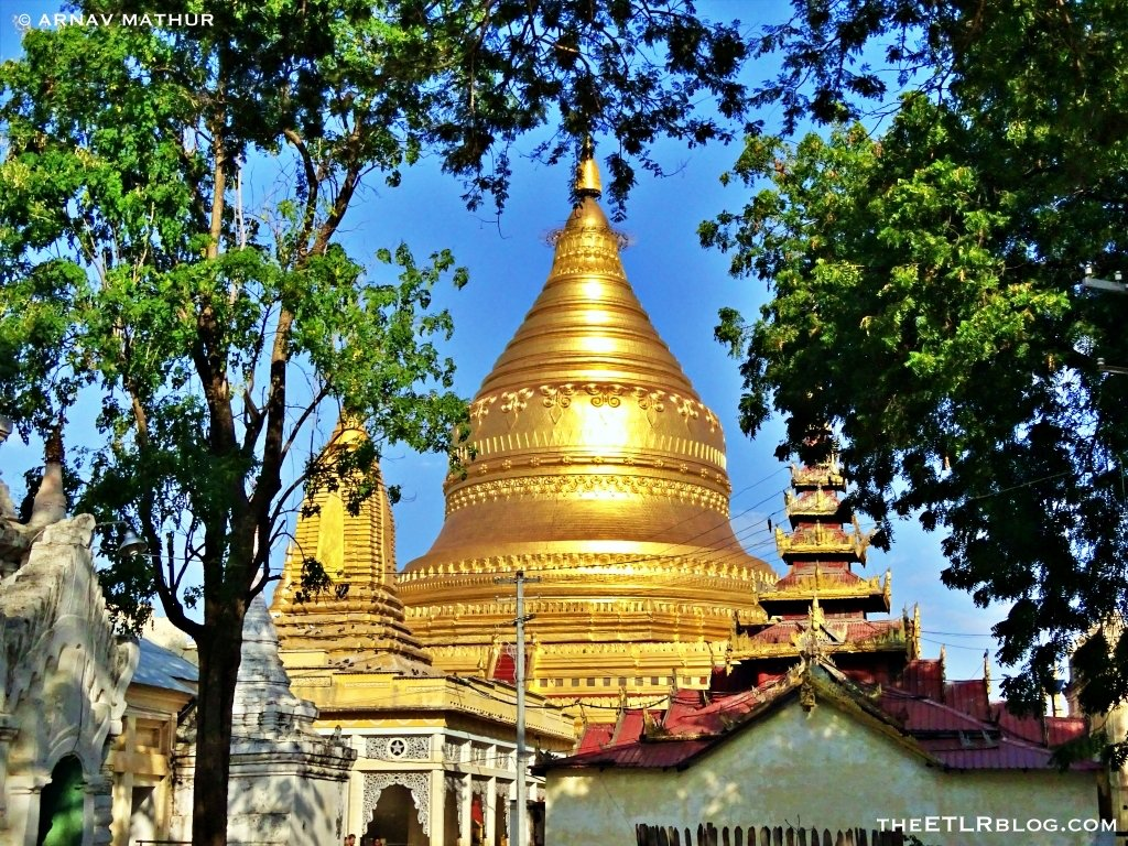 Shwezigon Pagoda in Bagan | Bagan Travel Highlight