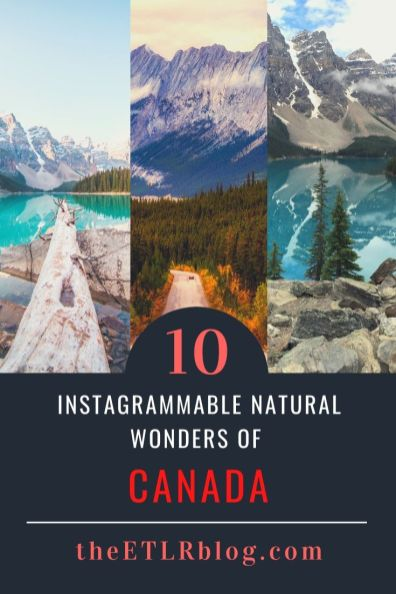 10 Instagrammable locations in Canada | Travel To Canada