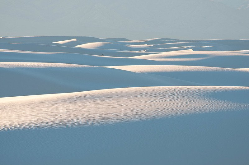 White Sands National Park | Best National Parks in the USA