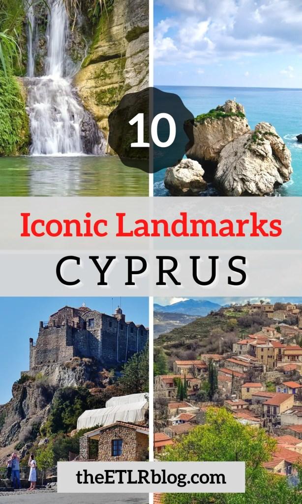 10 Iconic Landmarks in Cyprus | theETLRblog