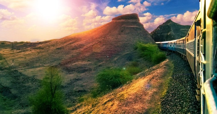 Travel Bucket List – Most Scenic Indian Train Journeys