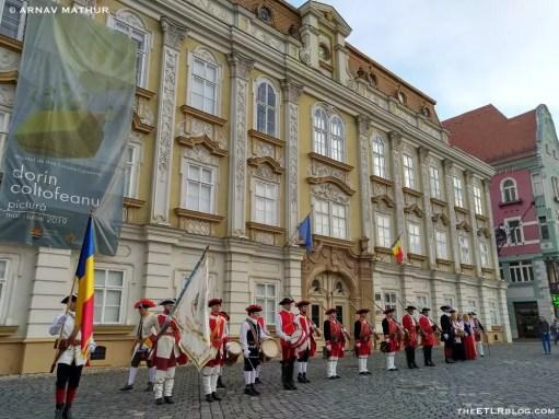 Band Display + Marching _ Timisoara_04_01