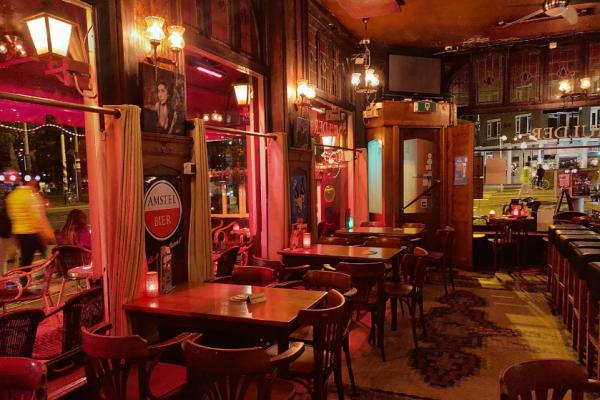 Café Mulder, Amsterdam