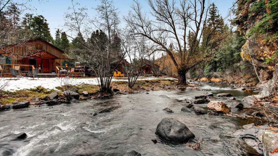 Bear Creek Cabins Evergreen CO