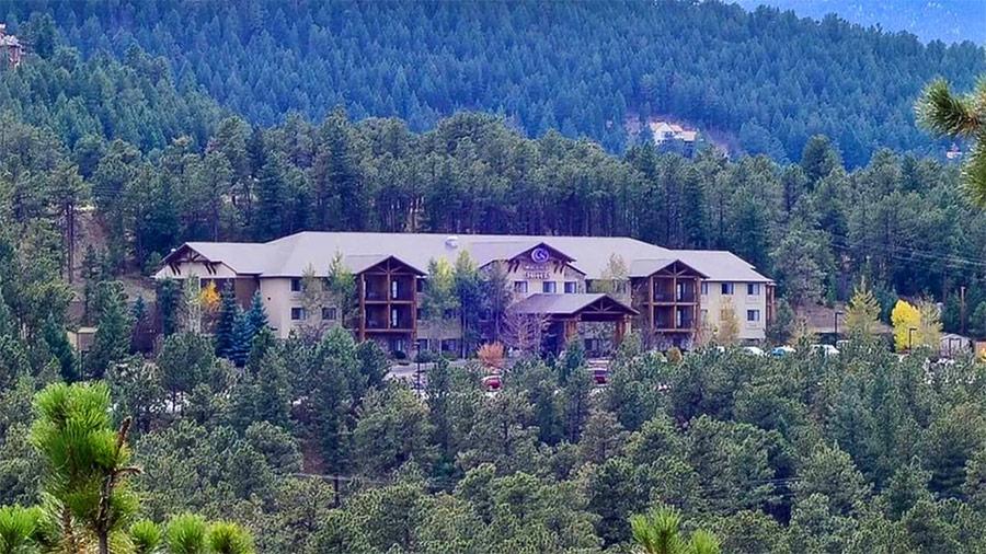 Comfort Suites Evergreen Colorado