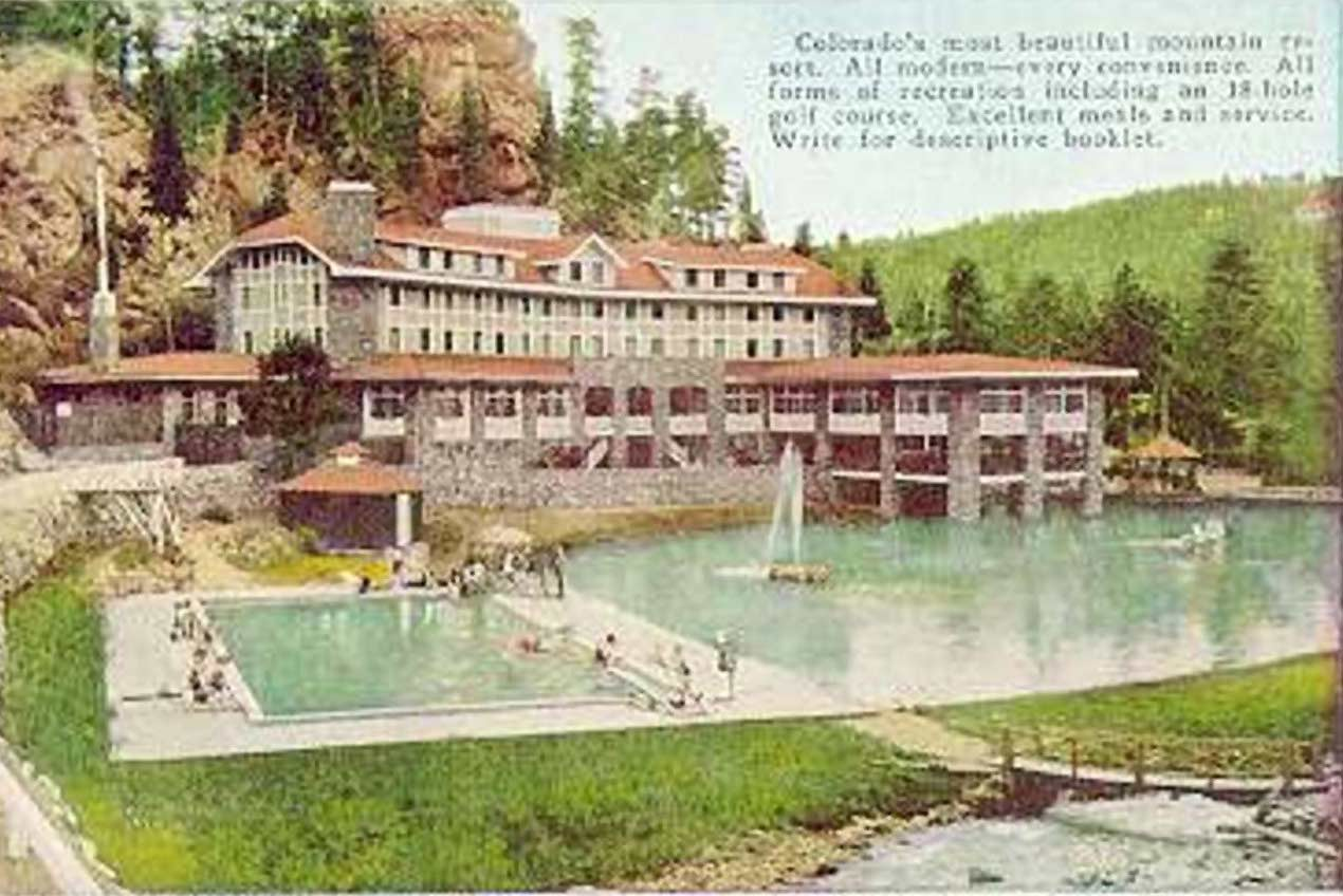 Troutdale In the Pines - Hotel - Evergreen Co