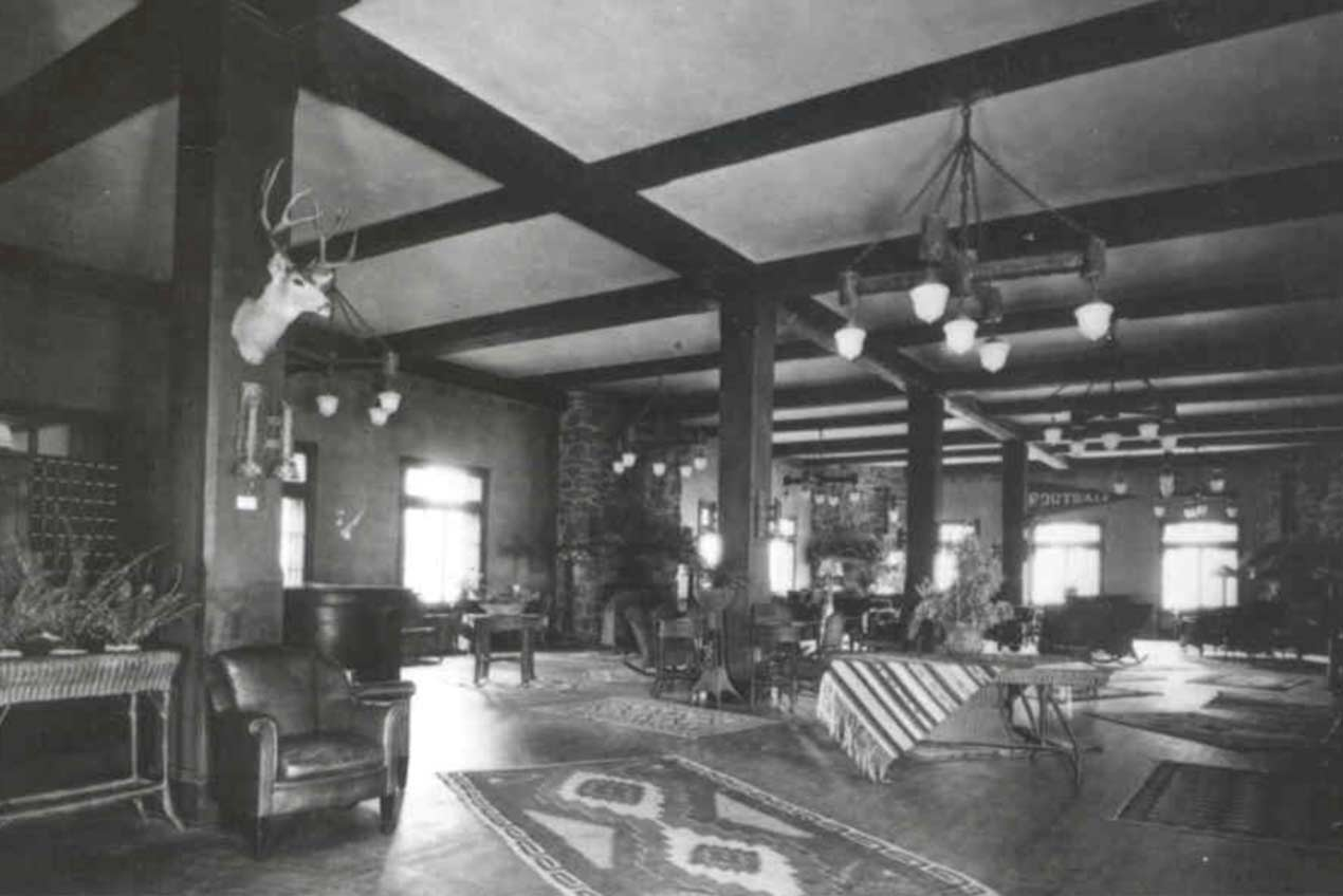 Troutdale In the Pines Hotel