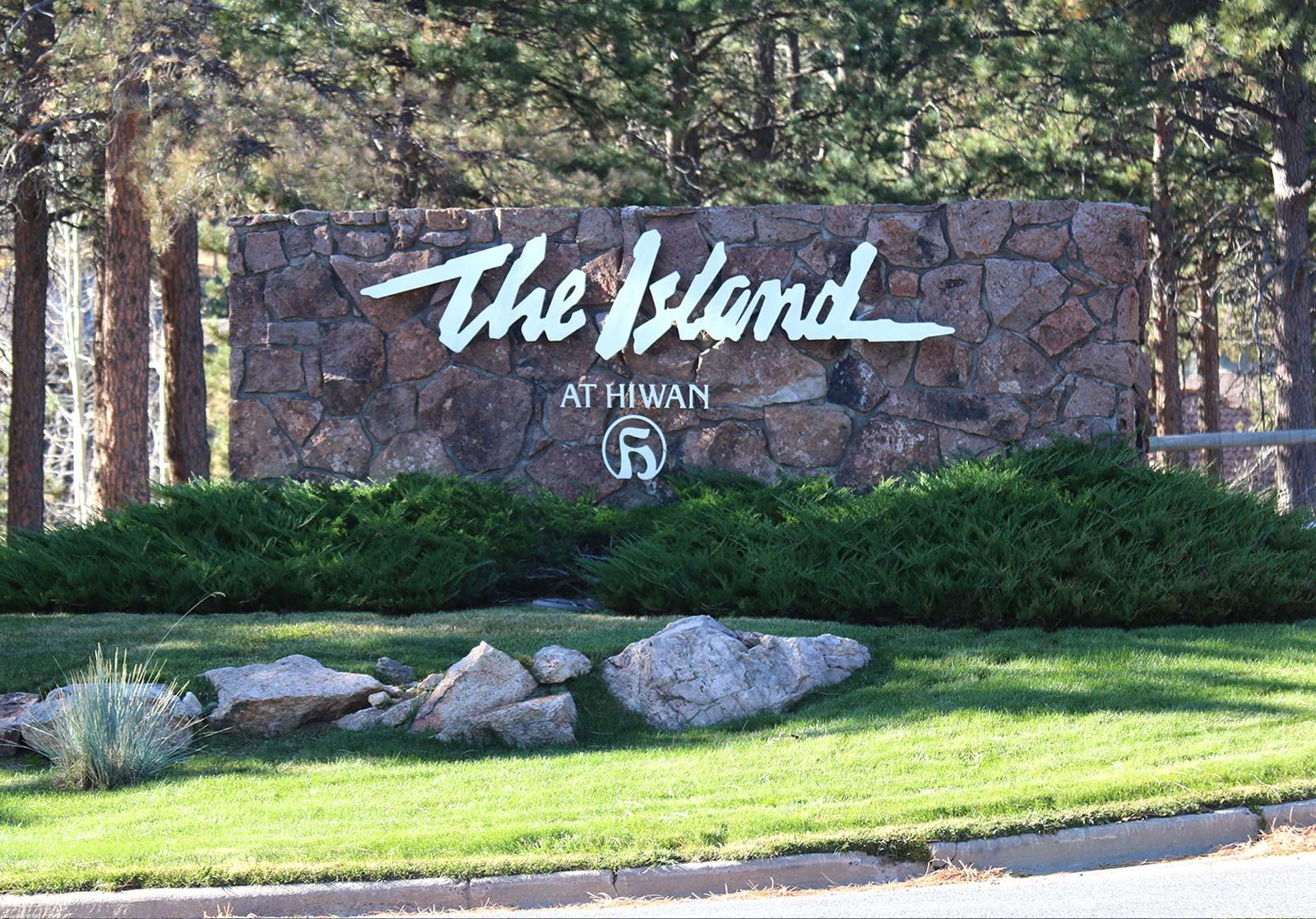 The Island at Hiwan Real Estate