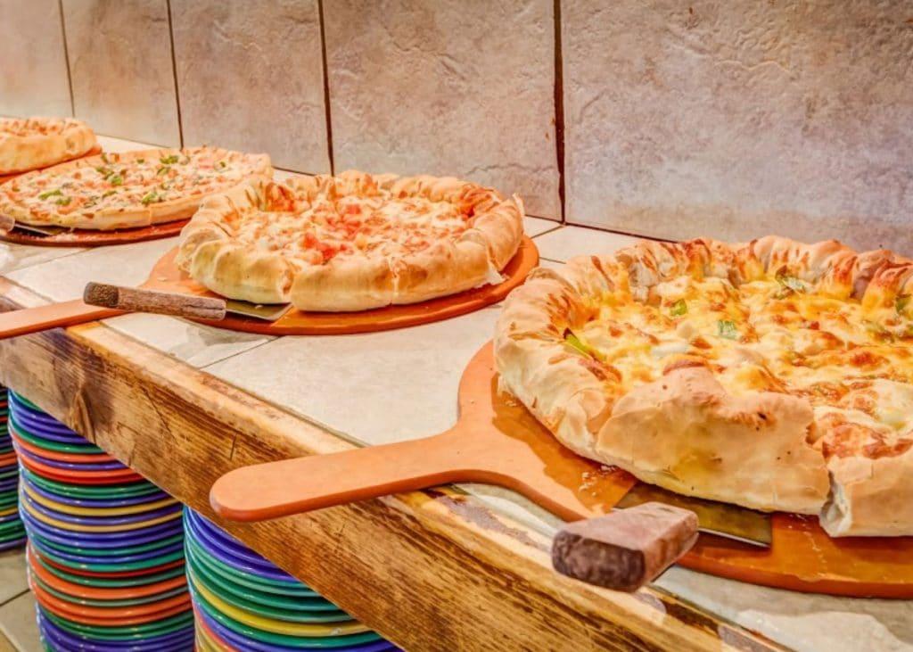 beaujos pizza buffet evergreen co