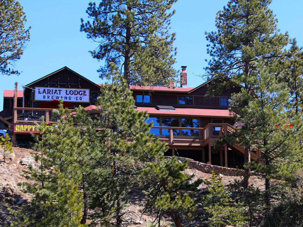 lariat lodge evergreen co - best restaurant