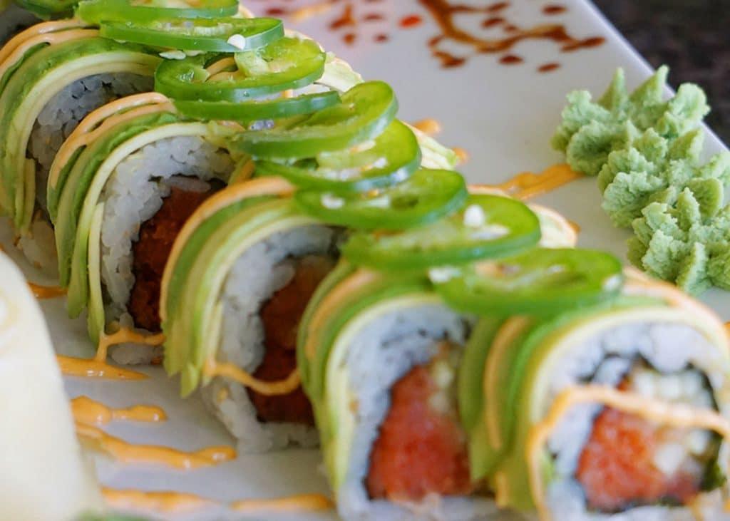 best sushi restaurant evergreen co