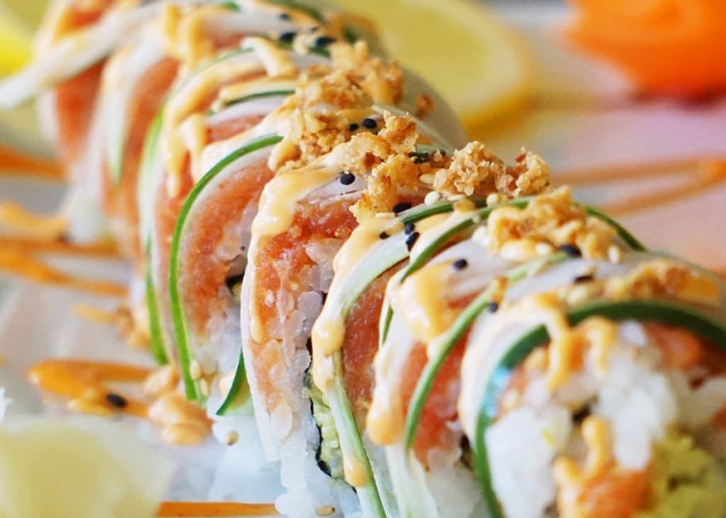 sushi - evergreen co
