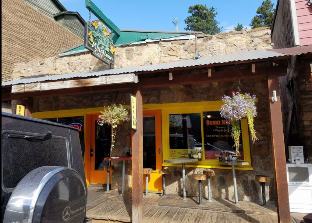 wildflower cafe - evergreen co