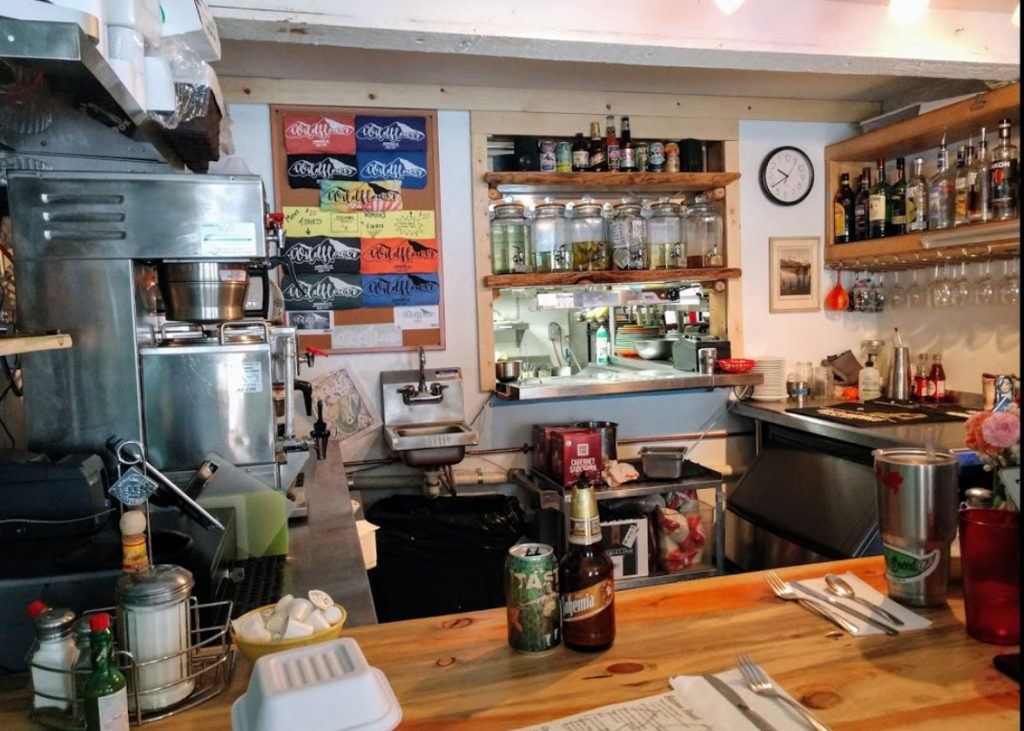 best evergreen co restaurants - wildflower cafe