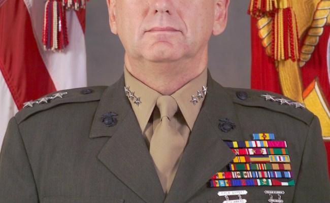 Thanks General Mattis The Everybody Letter