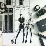 Megan Hess Illustrator