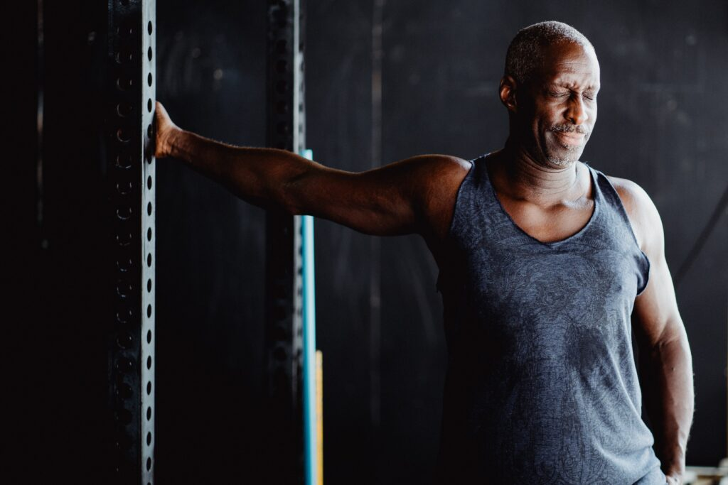 tips for ageing well men