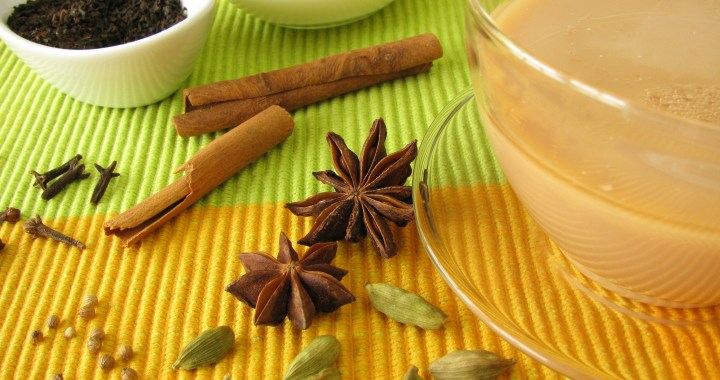 Marsala Chai fills kitchen with scent of holiday spices