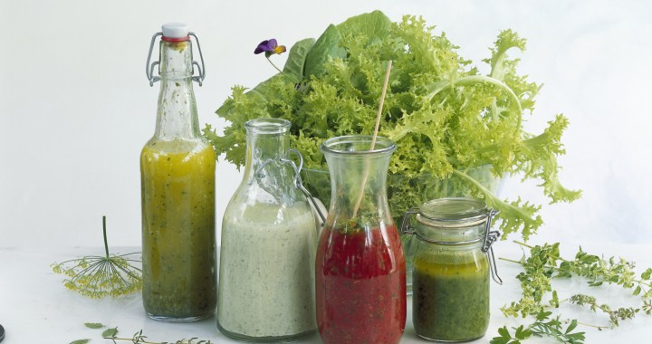 Learn how fat soluble nutrients can be absorbed when using fat free dressing