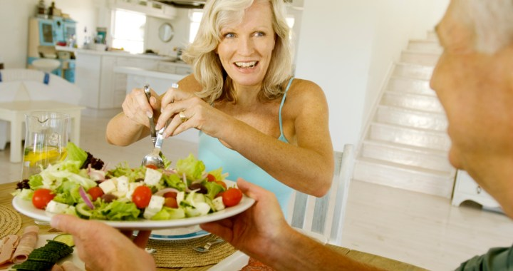 More evidence that healthy diet and exercise increase longevity in women