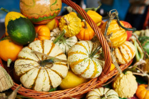 Changes in the seasons bring more colorful produce to the market