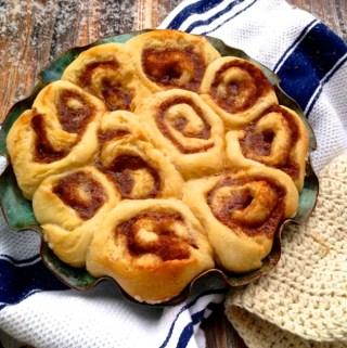 Aunt Janet's Cinnamon Rolls