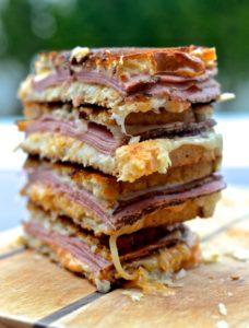 Classic Pastrami Reuben | theeverykitchen.com