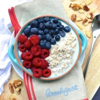 Basic Overnight Steel-Cut Oats