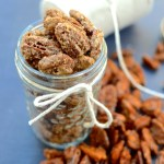 Candied & Spiced Pecans