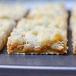 Caramel Apple Butter Bars
