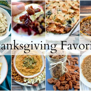 Favorite Thanksgiving Recipes | www.theeverykitchen.com