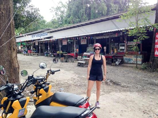 Chiang Mai mountain town market | www.theeverykitchen.com
