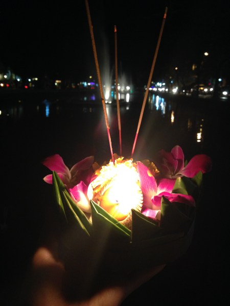 Loy Krathong Festival of Light, Thailand | www.theeverykitchen.com