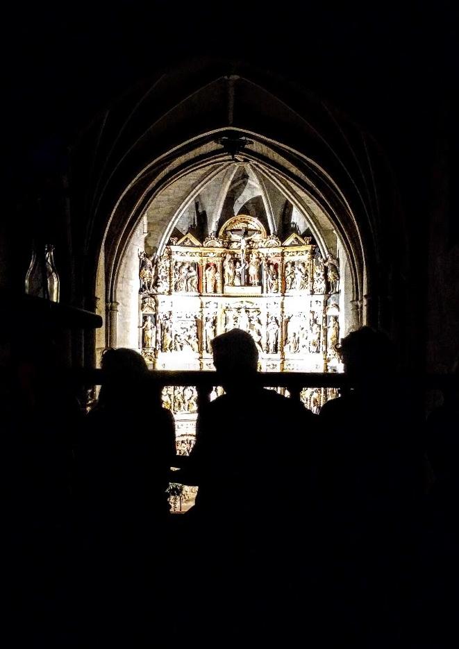 Pilgrim reflection in Grañón, Camino de Santiago | theeverykitchen.com