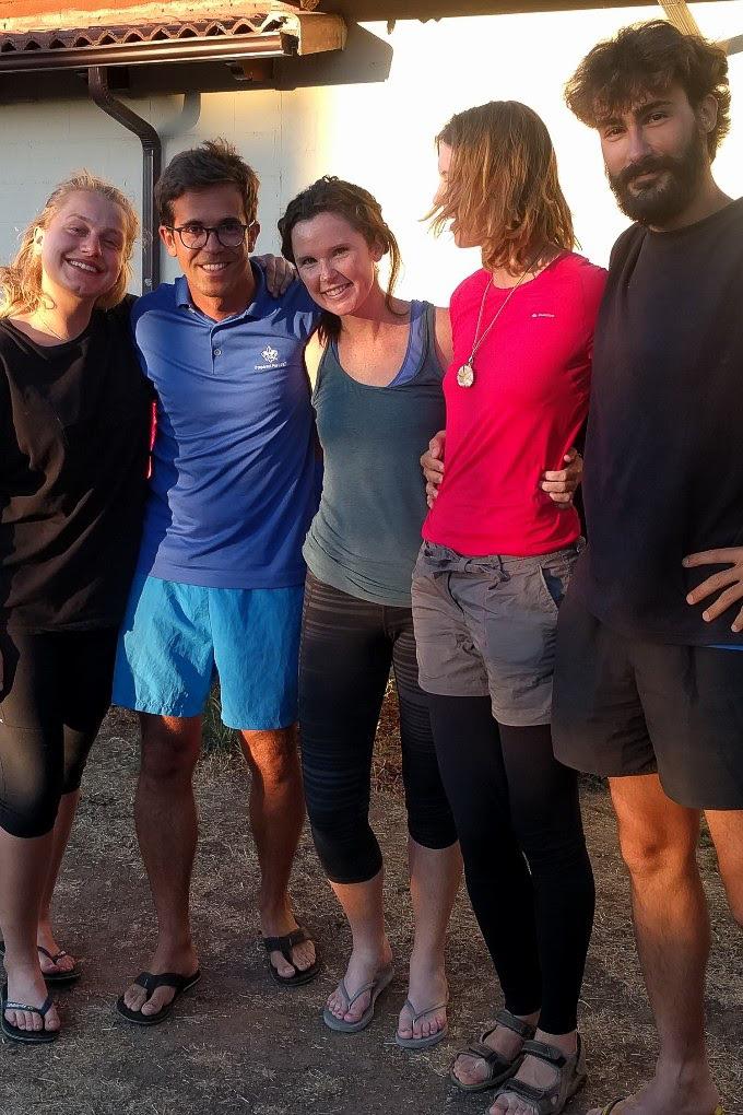 My Camino Family | theeverykitchen.com