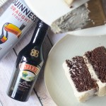 Guinness Chocolate Cake with Bailey's Buttercream