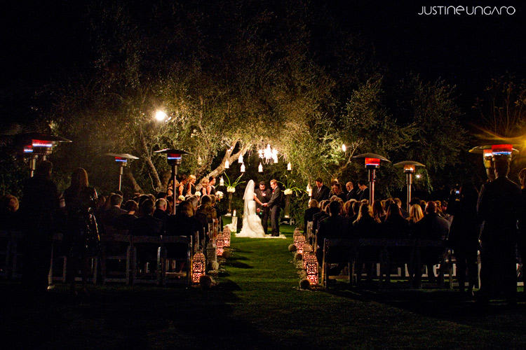 Black White  Red Nighttime Wedding Part 1  Every Last