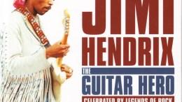 Jimi Hendrix - Classic Rock Fan Pack - DVD cover