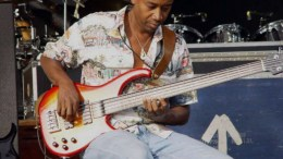 Bassist Alphonso Johnson (Photo Courtesy of www.embamba.com)