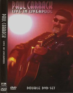 Paul Carrack DVD Cover