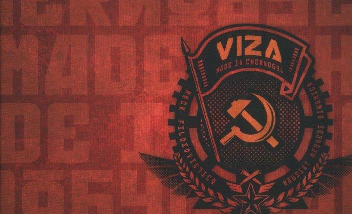 Viza's Made in Chernobyl