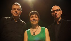 Rob Reed, Cristina Booth and David Longdon