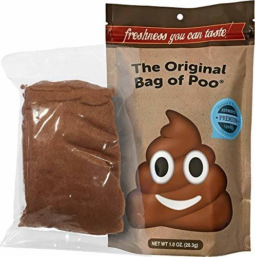 A bag of poo is something every kid will love