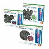 Paint your own stepping stones kit is a gift for everyone