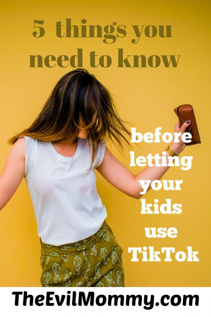 Is TikTok Safe for your Tween or Teen?