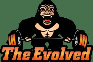 the evolved logo