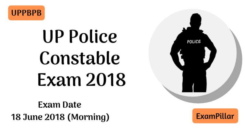 UP Police Constable Exam 18 June 2018 Morning Shift