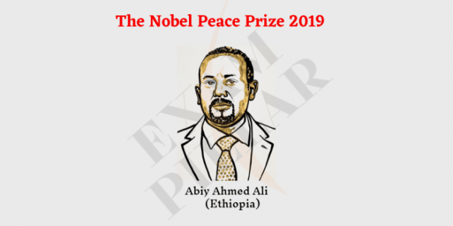 The Nobel Peace Prize 2019