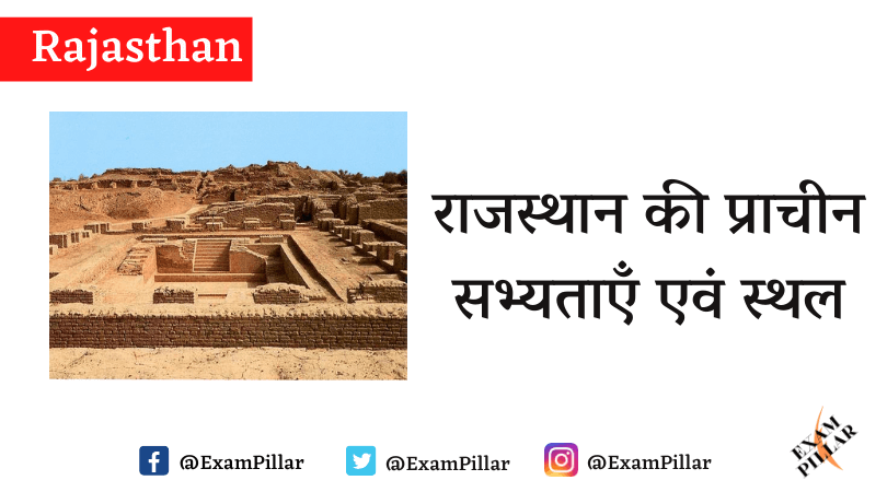 Ancient Civilizations and Sites of Rajasthan