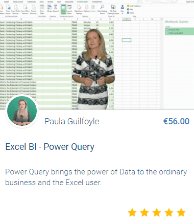 Learn Excel Power Query